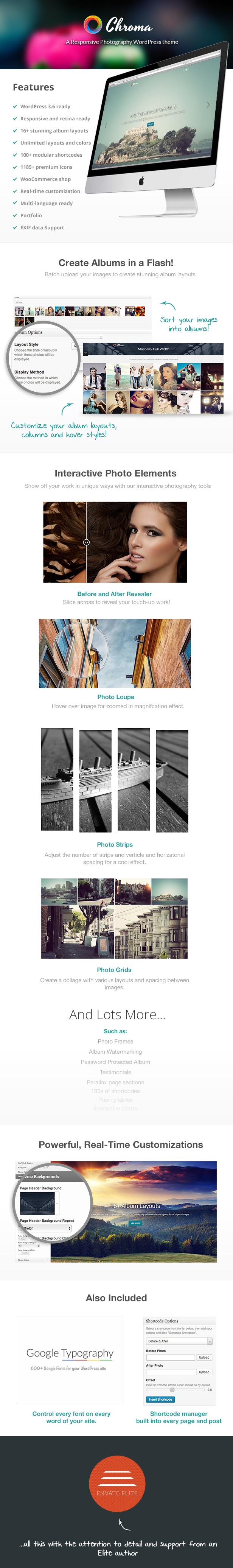 Chroma - A Responsive Photography Theme  Chroma - A Responsive Photography Theme  Chroma - A Responsive Photography Theme  Chroma - A Responsive Photography Theme